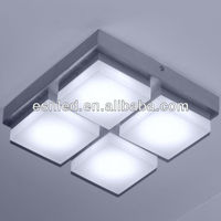 Lanfu pure white good quality two years warranty hotel decorative Highlighted indoor ceiling light