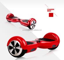 2015 mais novo 2 rodas inteligente auto balanceamento Scooter elétrico da mobilidade carro de corrida para crianças com caixa de presente de natal