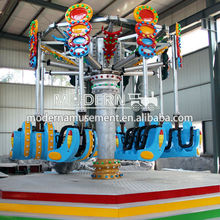 Exciting indoor swing rides indoor play park