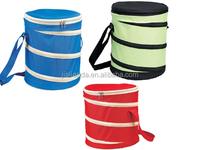 Barrel cooler bag for outdoor camping JLD08319