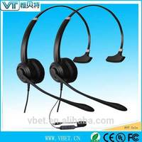 portable natural sound transmission Over The Ear Headsets