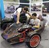 ISO9001:2000 eec Certification aztr trike roadster 250cc