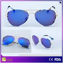2015 High Quality Metal Aviator Sunglasses Promotional Polarized Sun Glasses Wholesale sunglasses china