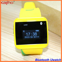 led screen support phone call forwarding bluetooth smart watch