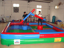inflatable wrestling ring box inflatable wrestling sports game