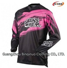 Customized Mesh Racing Pit Crew Polo Shirt