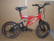 red suspension 20 inch popular model children bicycle