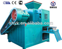 Mineral powder briquetting machine from Shanghai Yuke industrial