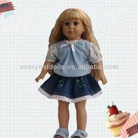 crissy doll wearing blue jeans