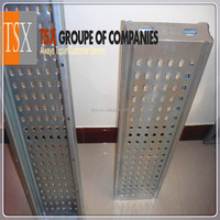 China Supplier TSX_D30306 Hot sale ! steel metal planks/dimensions of scaffolding plank