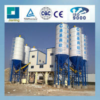 large capacity ready mix concrete plant for sale with good quality