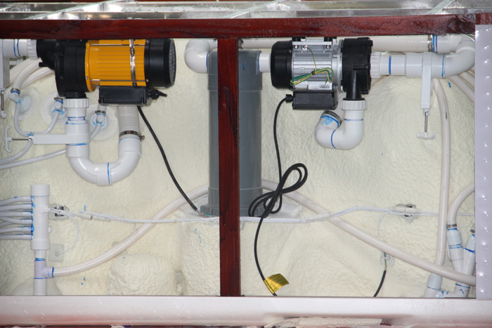 hydro massage equipment