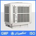 silêncio sistema de resfriamento evaporativo design