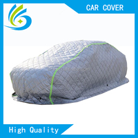 auto tent eco-friendly fireproof inflatable car cover for hail protective