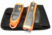 UTP STP Cat5 Cat6 RJ45 LAN Network Cable Tester Line Finder RJ11 Telephone Wire Tracker Tracer Diagnose Tone Network Tool Kit