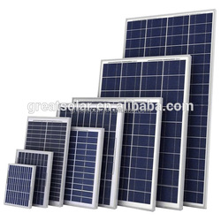 70 w Poly Solar Panel with low price and good quality, prices for solar panels