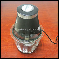 Multi-function hand held electrical food chopper, kitchen hand vegetable chopper, Potato Cutter with container