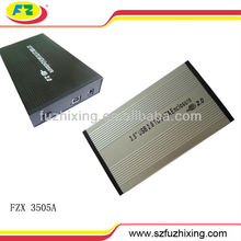 """special offer cheap price 3.5"""" sata hdd case lan sata hdd enclosure 480mbps"""