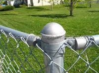 Hot-dip galvanized used 6foot chain link fence with best quality (direct factory)