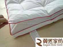 Polyester & Duck Feather Two Layers Mattress Topper