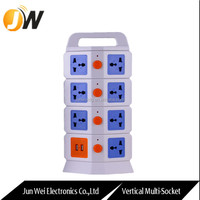 JW New Designed Wall Socket Hidden Camera with 2M Power Cords