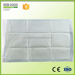 Disposable Incontinence Under Pad for Old Women and Men with Cheap Price