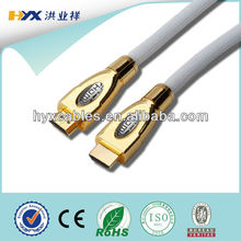 New fashinable cable firewire hdmi 1080p hdmi cable with nylon mesh, 1.4v, manufacturer