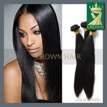 Wholesale 100% Human Unprocessed Virgin tresses hair
