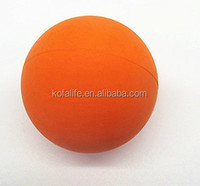 Durable training ball lacrosse ball for practice and championships