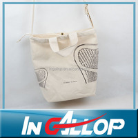 small canvas zipper bag for wholesale