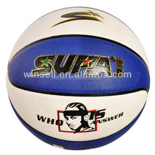Wholesale promotional pvc laminated basketball