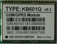 Big Promotion!! 1.8V/3V SIM CARD GSM/GPRS Module, PPP/TCP/IP/USSD GSM/GPRS Module in Wireless connection way, KB601Q