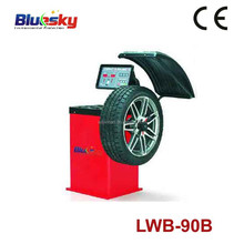 LWB-90B best selling manual wheel balancer
