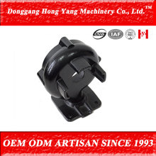 professional supplier gray/ductile iron casting with kinds of certification water pump housing