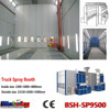 CE approved high quality spray booth manufacture/truck spray booth/infrared paint dryer