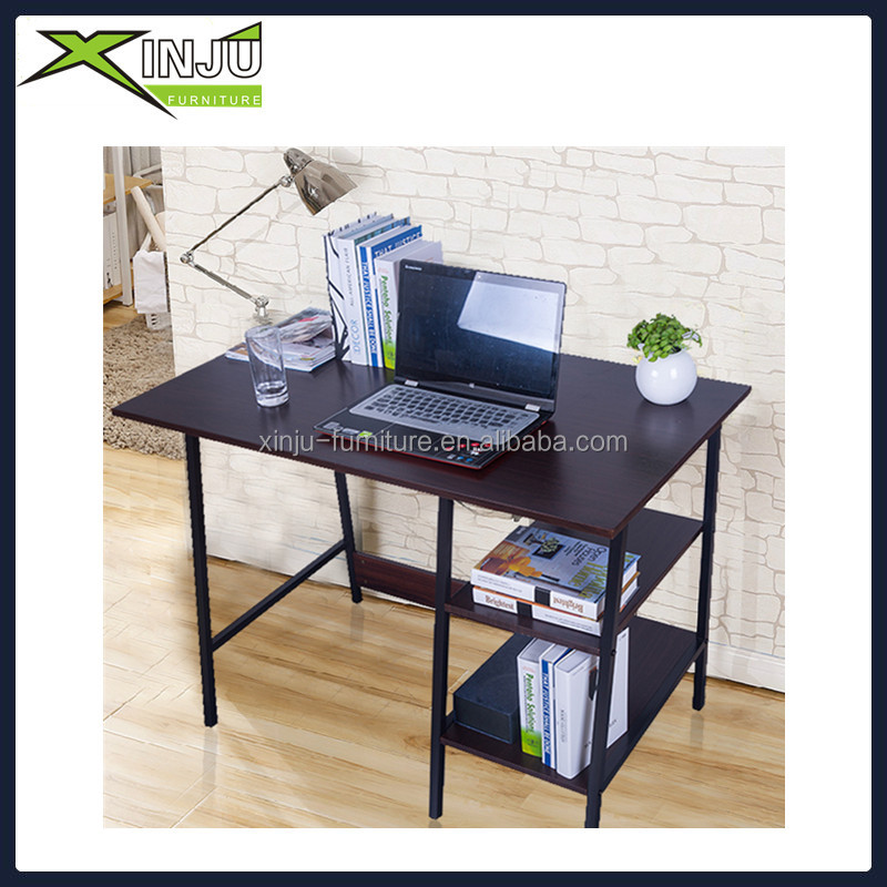 Wooden 2 person office computer desk buy office desk for - Computer desk for two people ...