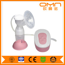 Advanced Powerful Simple Manual Breast Pump With Bottle/Strong Suction Hand Massage