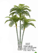 fake palm tree decoration artificial palm trees for garden decoration artificial palm
