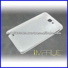 New rubber cover case for Samsung galaxy note i9220 with best quality!