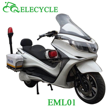ELECYCLE EML01 Motor Police 72V/3000W High Quality Electric Motorcycle from Jiangmen, China