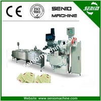 China supplier SMD-W360 Doube Layer Chocolate Automatic Packing Machine
