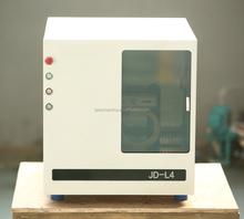 JD-L4 cad cam dental milling machine Zirconia dental CNC engraving machines (CNC milling)