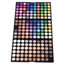 180 Color Warm Wholesale Makeup Eyeshadow Palette Neutral Eye Shadow Makeup Multi Colored Eyeshadow Palette