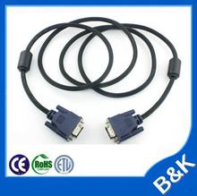 Paris market vga cable24+1 manufacturering