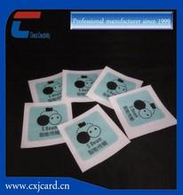 Factory price popular Programmable Rewritable Roll NFC sticker