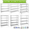 Commercial Kitchen Storage Stainless Steel Shelf / Stainless Steel Rack BN-R04