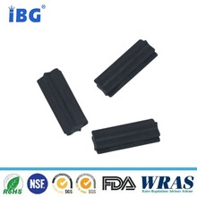Abrasion Resistance EPDM Cleaning brush wiper rubber product
