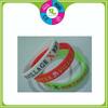 NEW BRACELET - WARFARIN MEDICAL ALERT - 100% Silicone id card Emergency first aid identity rubber permanent band