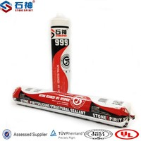 General purpose water resistant silicon sealant with neutral curing