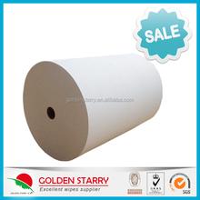 White Big Dot baby wipe tissue roll GSLNR016